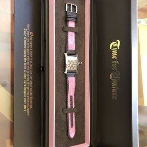Fun & pretty Juicy Couture watch
